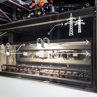 Esta planta de Audi usa baterías de coches eléctricos recicladas para apoyar a la red eléctrica en momentos de alta demanda