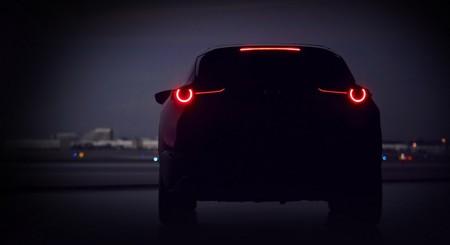 Mazda presentará un misterioso SUV en Ginebra, la leyenda dice que puede ser el CX-4 o un nuevo CX-3