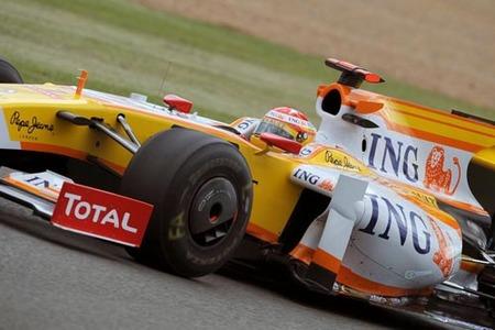 Alonso saldrá décimo y cargado de combustible