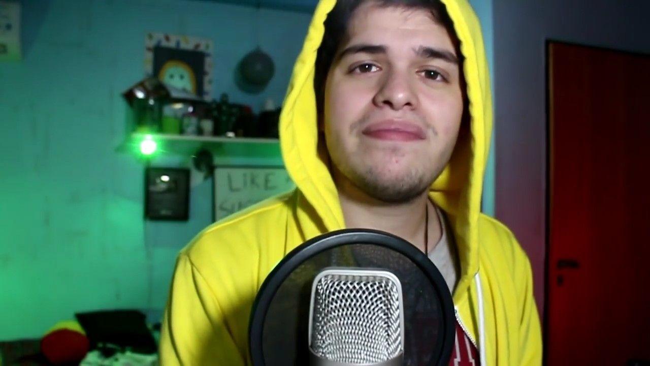 Ano De Chica Adolescente Desnuda el youtuber argentino, el demente, reconoce haber pedido