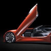 Karma SC1, el prototipo de hiperdeportivo eléctrico que podrá conducir solo gracias a la Inteligencia Artificial