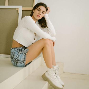 Estas 11 faldas pantalón sientan genial porque son de tiro alto, definen la silueta y evitan roces en los muslos