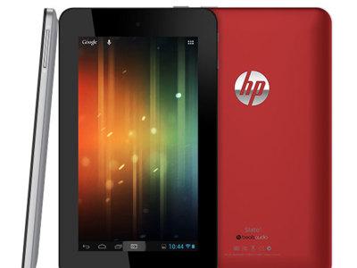 HP Slate 7, toda la información