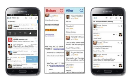 Apps Correo Mailwise