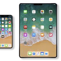 """Modern iPad"": se descubren referencias a un posible iPad con Face ID y sin marcos en iOS 11.3"
