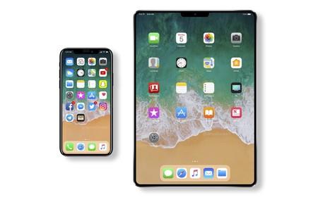 """""""Modern iPad"""": se descubren referencias a un posible iPad con Face ID y sin marcos en iOS 11.3"""