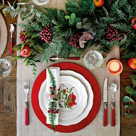 Inspiración mesas de Navidad