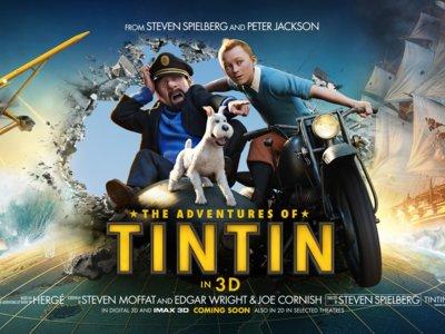 Steven Spielberg y Peter Jackson continuarán las aventuras de Tintín