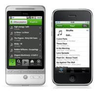 Ya está disponible Spotify para iPhone y terminales Android