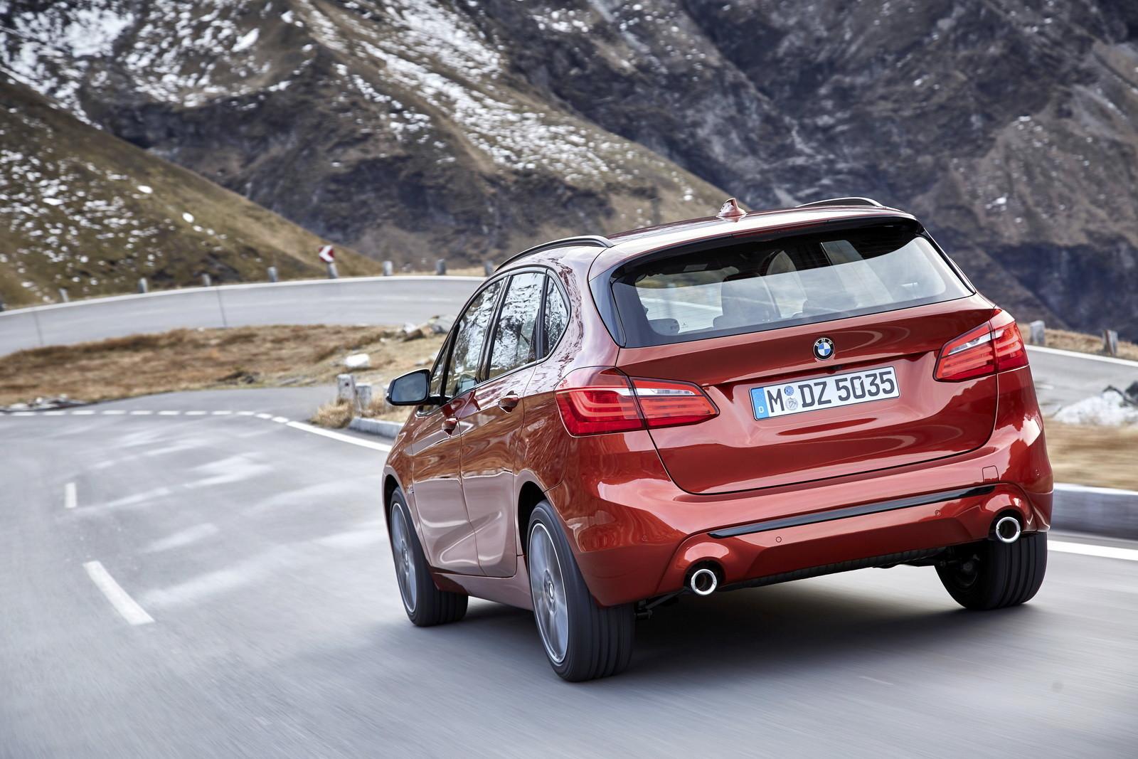 Foto de BMW Serie 2 Active Tourer (13/32)