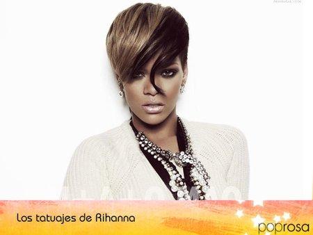 Especial Tatuajes de Celebrities: Rihanna