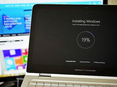 Microsoft presume de la aplicación de la Inteligencia Artificial en el despliegue de Windows 10 April 2018 Update