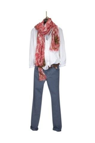 Lookbook Massimo Dutti Otoño-Invierno 2010/2011: ropa para looks formales de trabajo