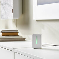 IKEA VINDRIKTNING: este económico sensor mide la calidad del aire que respiramos y avisa por medio de un LED de colores