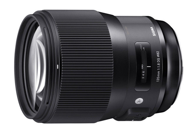 Sigma 135mm F18 Dg Hsm Art