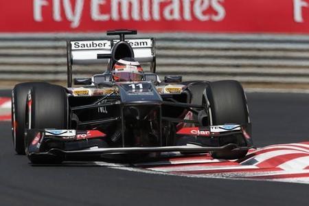 Nico Hülkenberg mantiene su confianza en el C32
