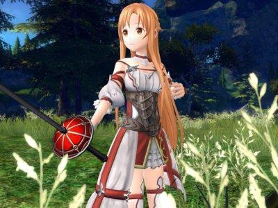 Las consolas de Sony acogerán la llegada de Sword Art Online: Hollow Realization en otoño