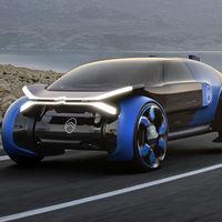 Citroën 19_19 Concept: un prototipo eléctrico y autónomo para celebrar el centenario de la marca