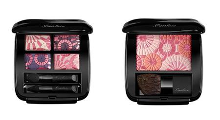 Maquillaje Guerlain, paletas de lujo efímero