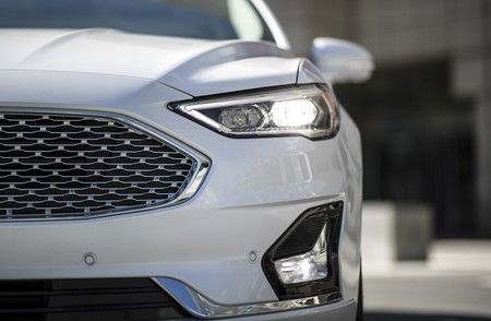 Ford Fusion 2019 5