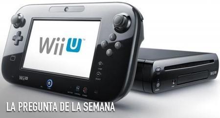 ¿Qué te parece la Wii U?: la pregunta de la semana