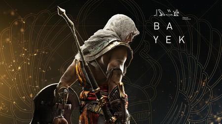 Assassin's Creed Origins:  luces y sombras del glorioso Egipto de Ubisoft en su tráiler de lanzamiento
