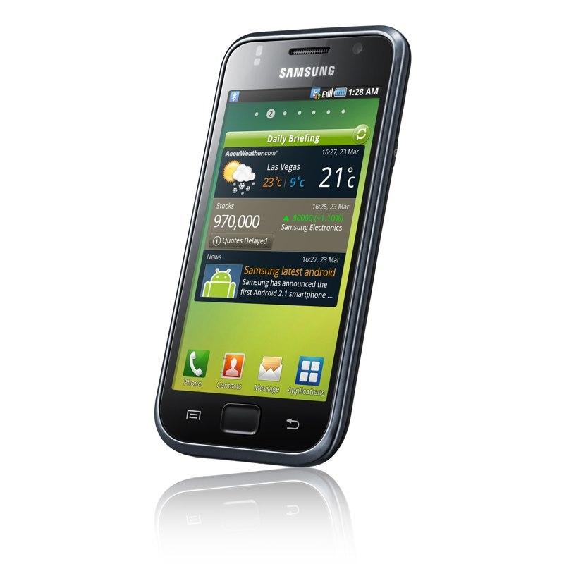 Foto de Samsung Galaxy S en imágenes (4/6)