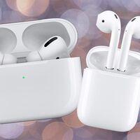 AirPods 2 y Pro: tienes los auriculares true wireless de Apple a precios rebajadísimos en el Día del Soltero de eBay