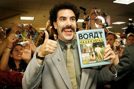 'Borat 2': Sacha Baron Cohen ha rodado en secreto la secuela de su exitosa comedia y ya busca distribución