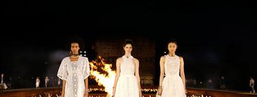 Desfile de Dior colección Crucero 2020: Maria Grazia Chiuri revisa los archivos de la 'maison' de forma maestra