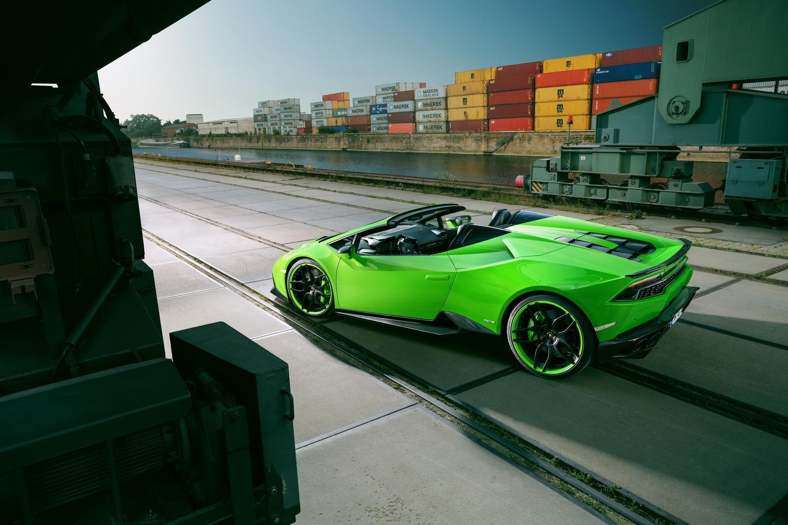 Foto de Novitec Torado Lamborghini Huracán (14/18)
