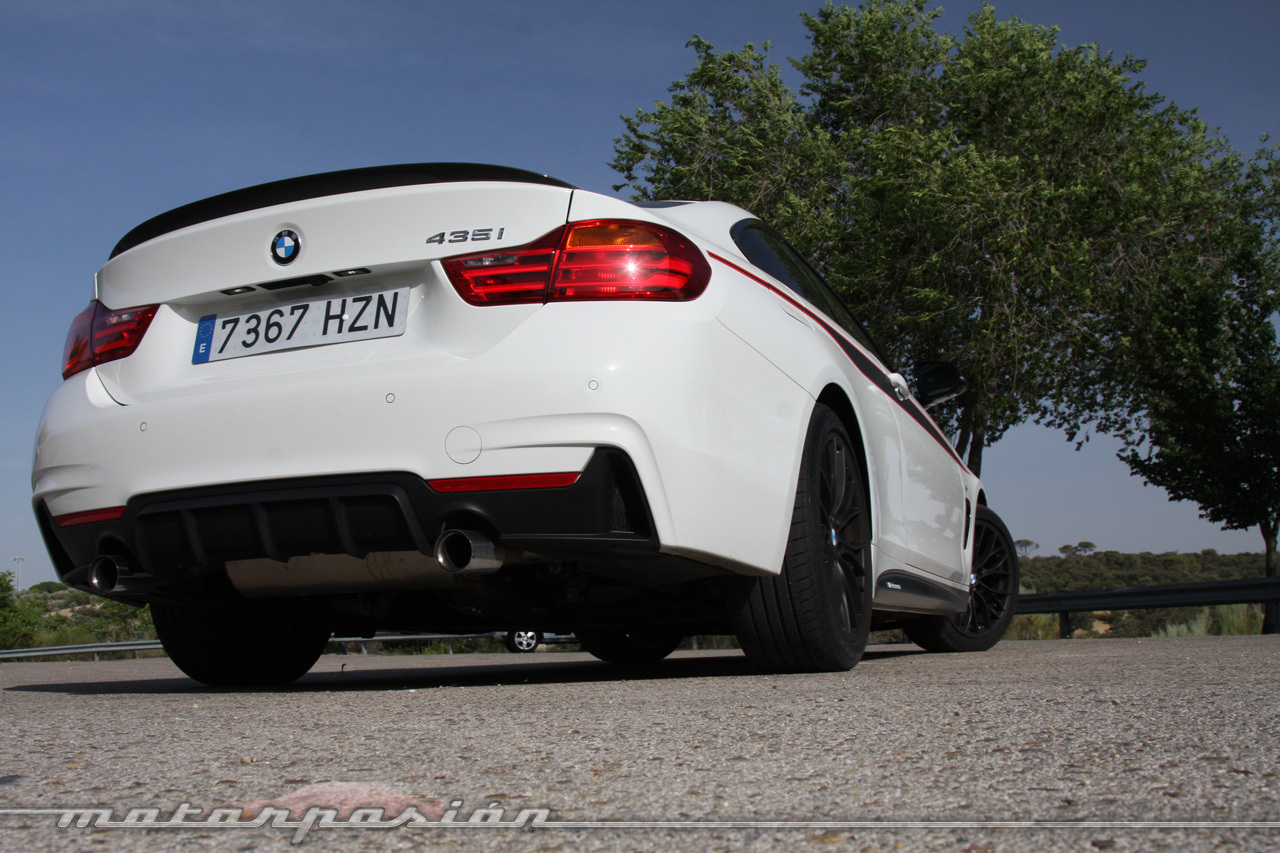 Foto de BMW 435i Coupé - Accesorios M Performance (11/26)