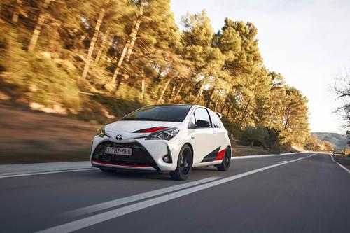 Probamos el Toyota Yaris GRMN: un juguete con motor Lotus que destila un inmenso placer de conducción