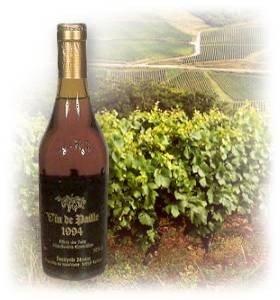 """El vino de """"paille"""""""