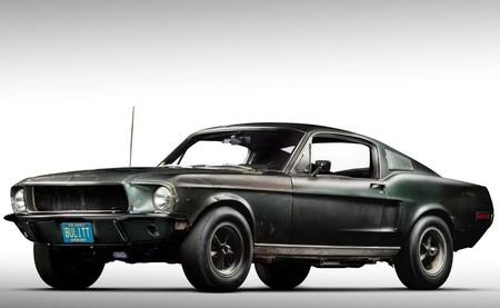 Subasta Ford Mustang Gt 1968 Bullitt 5