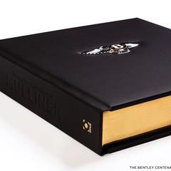 Foto 7 de 9 de la galería bentley-centenario-libro en Motorpasión