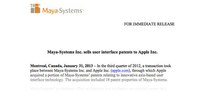 Maya-Systems