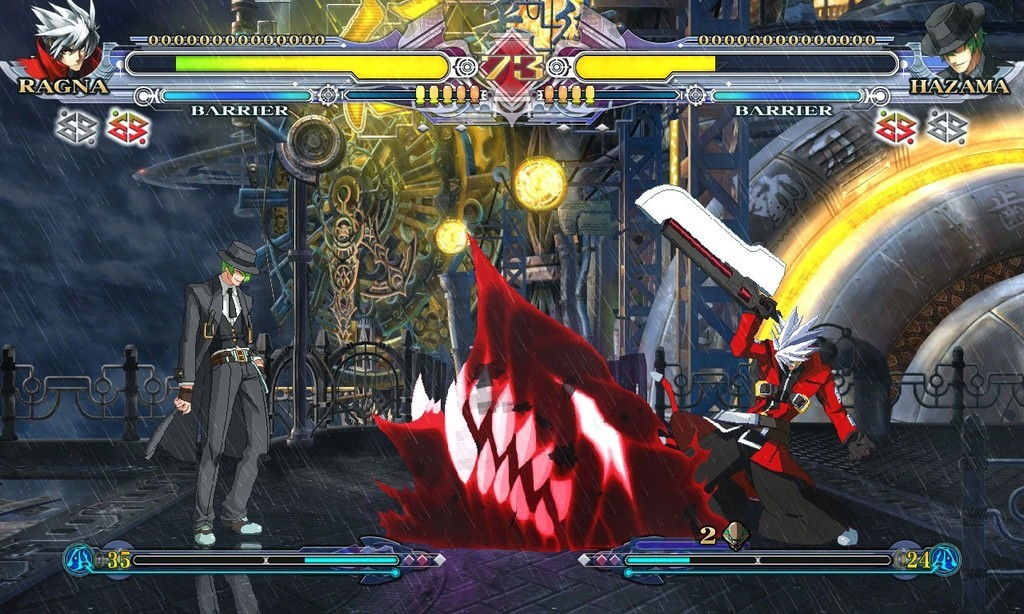 240210 - BlazBlue: Continuum Shift