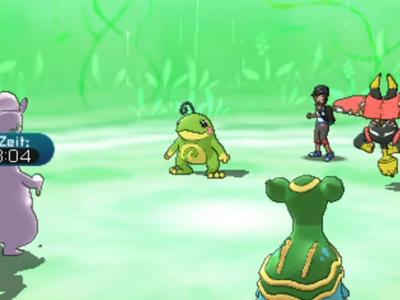 Está disponible el parche 1.1 de Pokémon Sun & Moon