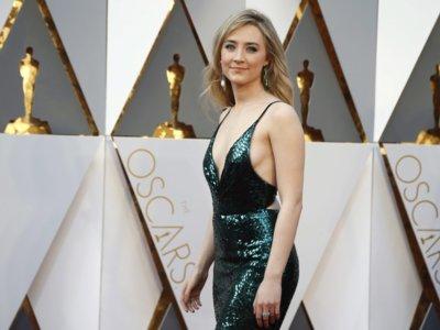 La melena inesperada de Saoirse Ronan en los Oscar 2016