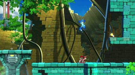 Mega Man 11 Tornillos 01
