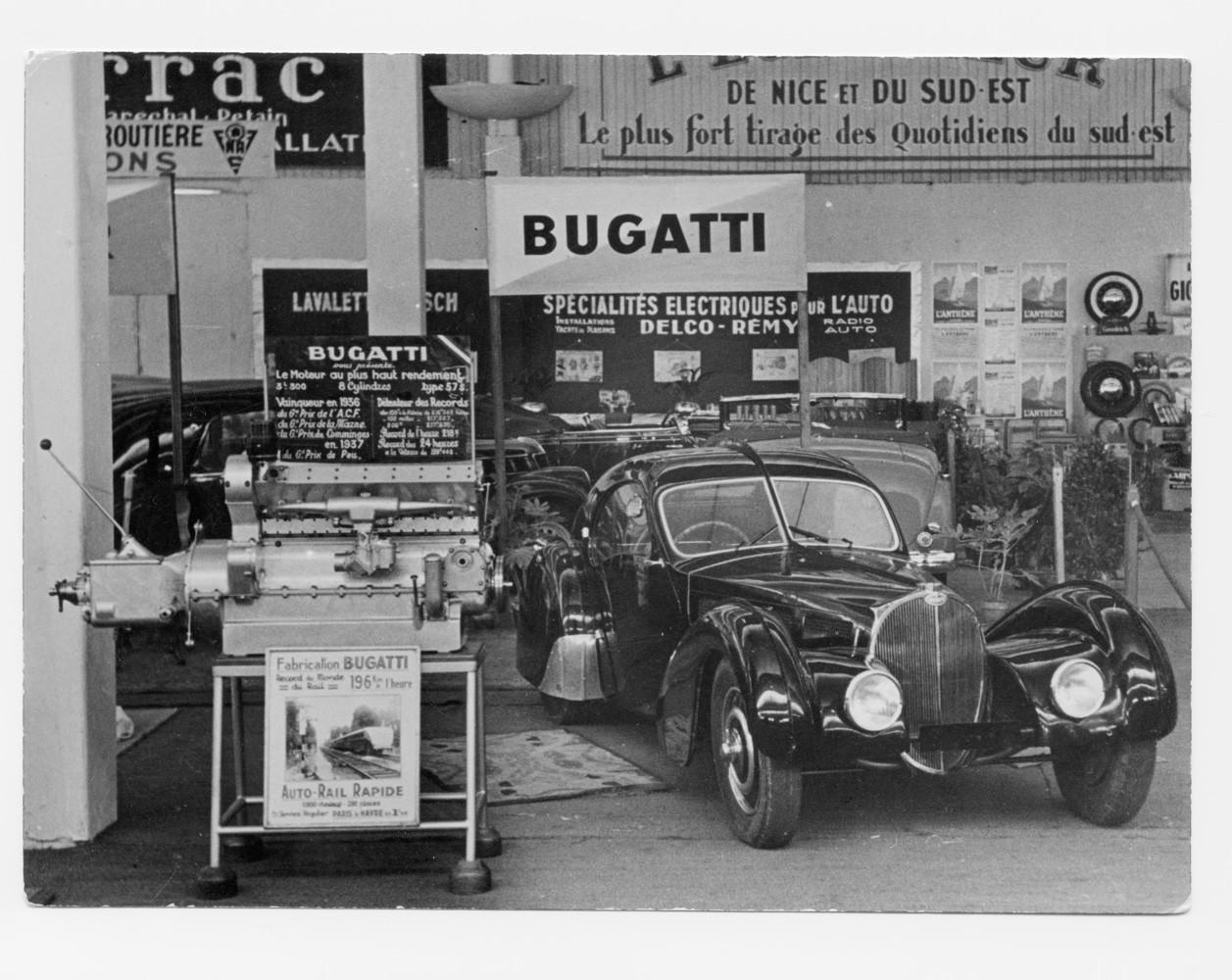 Foto de Bugatti Type 57 Atlantic La Voiture Noire (10/12)