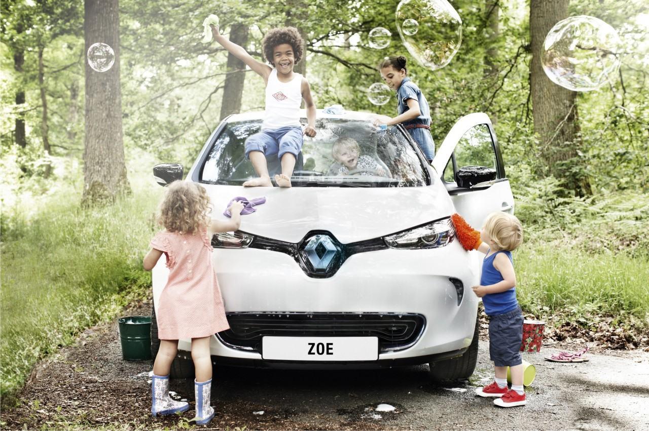 Foto de Renault ZOE (102/151)