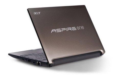 Acer Aspire One D255, doble núcleo y buena autonomía en el último ultraportátil de Acer