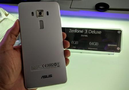 Asus Zenfone 3 Deluxe Primeras Impresiones