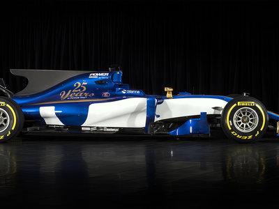 Sauber, nuevos colores para una nueva etapa