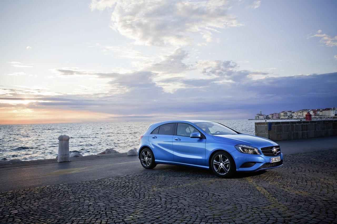 Foto de Mercedes-Benz Clase A 2012 (1/67)