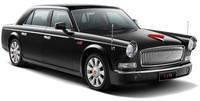 Desde Pekín, Hongqi L5: el coche más caro de China