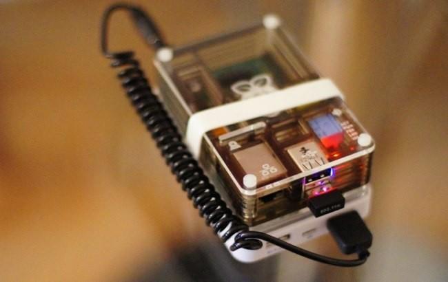 La Raspberry Pi como servidor de Música