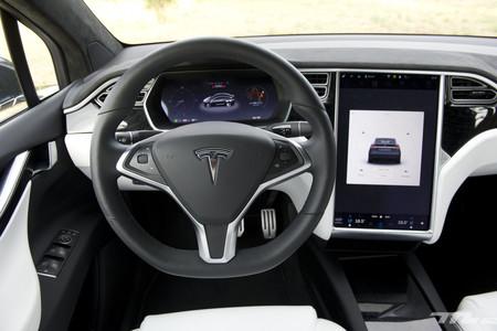 Tesla Model X Motorpasion Prueba 30
